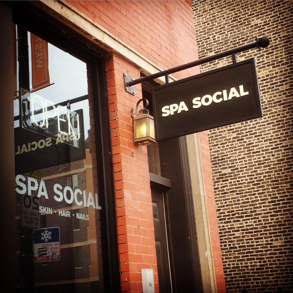 Spa Social