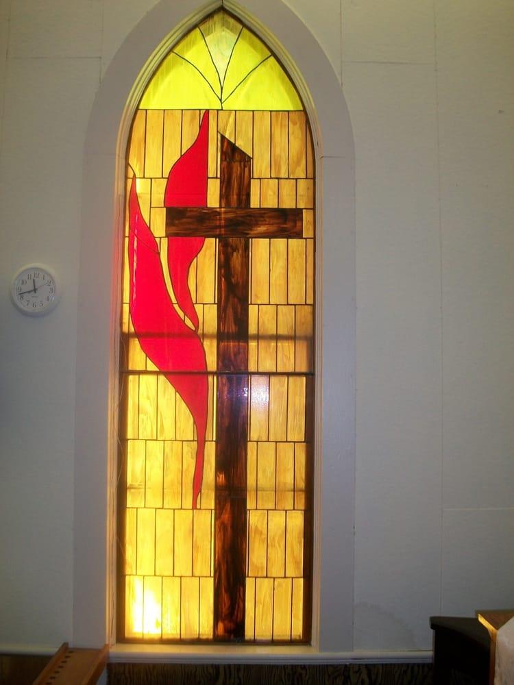 Bay City United Methodist Church: 5695 D St, Bay City, OR