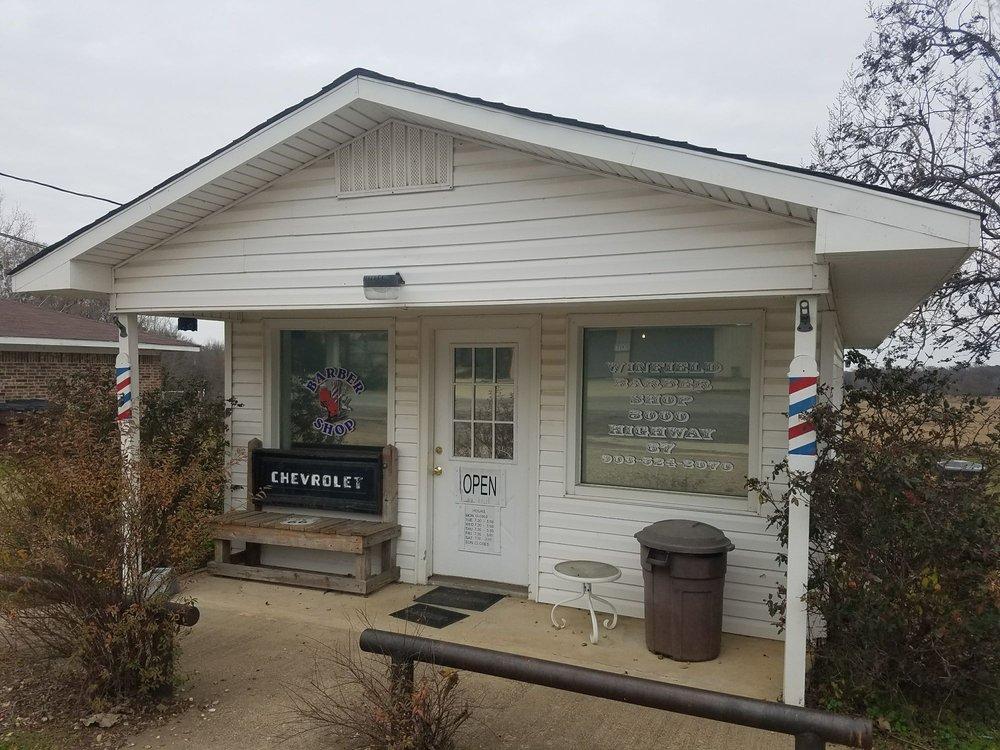 Winfield Barbers & Stylists: 8000 Hwy 67 W, Winfield, TX