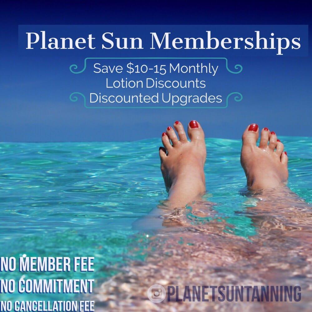 Planet Sun Spray Tans: Fort Smith, AR