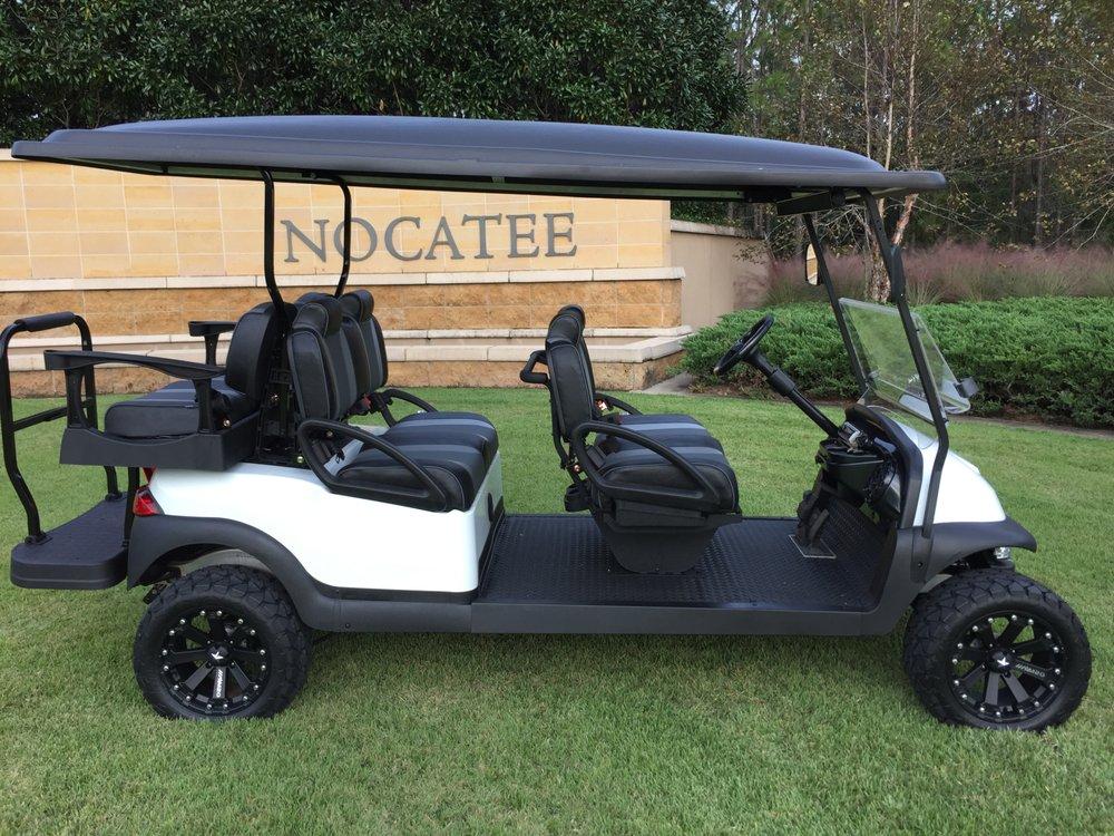 North Florida Custom Carts: 11390 US Hwy 1 N, Ponte Vedra, FL