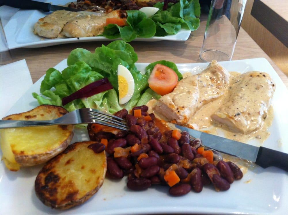 La cantine des docks frans 63 bd robert chuman la joliette marseille frankrijk reviews - Restaurant la cantine marseille ...