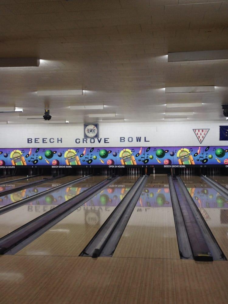 Beech Grove Bowl: 95 N 2nd Ave, Beech Grove, IN