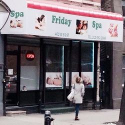 Friday spa 12 photos 65 reviews massage 402 w 51st for A salon on 51st ave