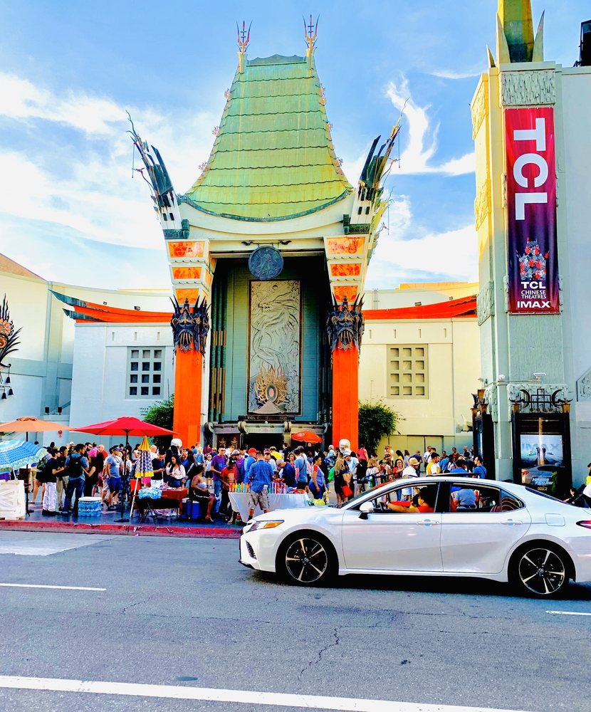 Social Spots from TCL Chinese Theatre