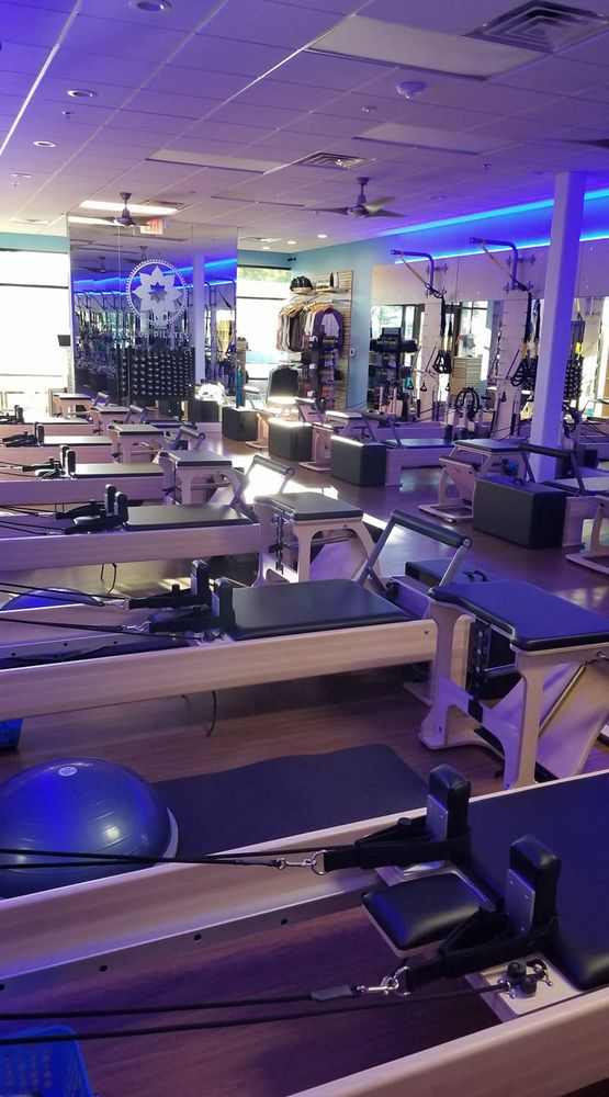 Club Pilates: 6850 N Shiloh Rd, Garland, TX