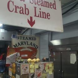 Crab palace 15 photos 16 reviews seafood restaurants for Fish market newark nj