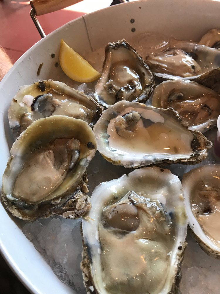 The Station Raw Bar: 53 Market St, Apalachicola, FL