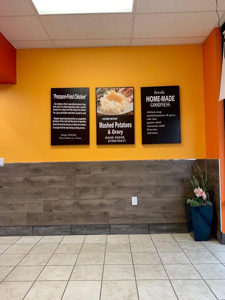 Chicken Box: 1001 E Amar Rd, West Covina, CA