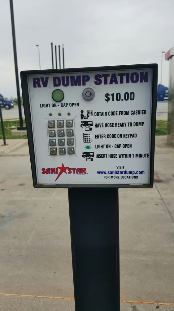 Rv Dump Station Yelp