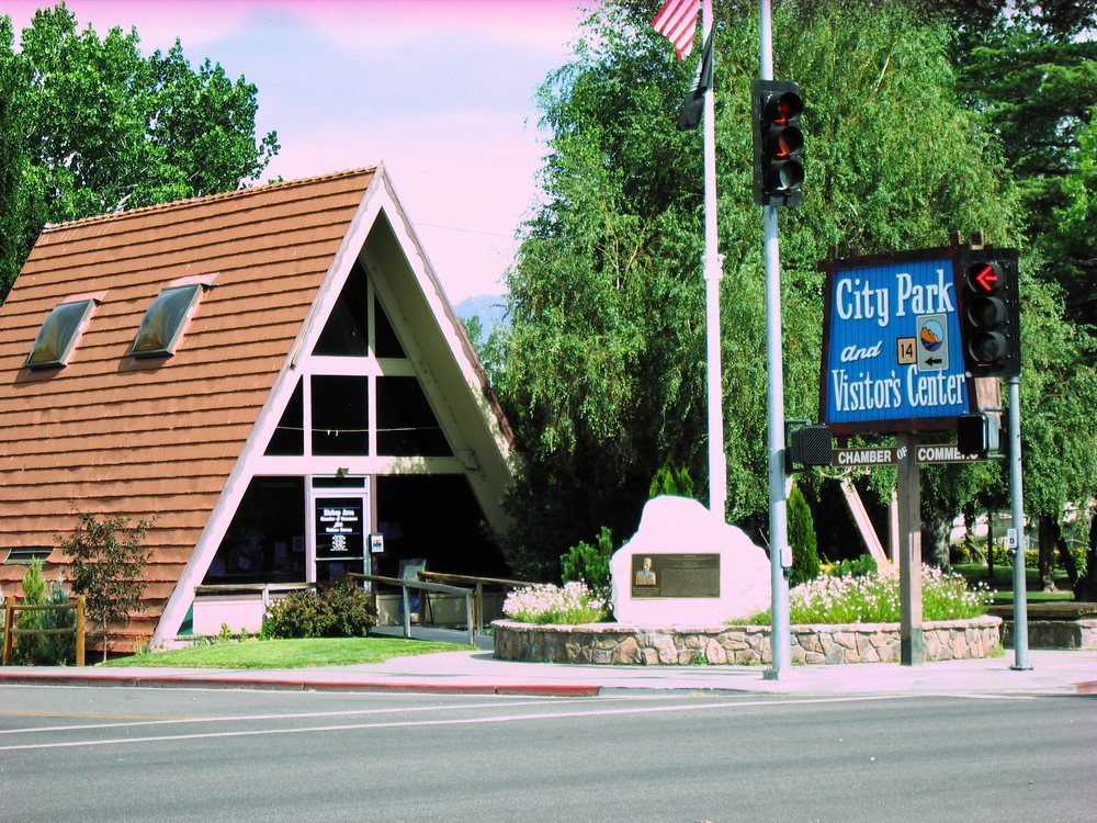 The Bishop Area Chamber of Commerce: 690 N Main St, Bishop, CA