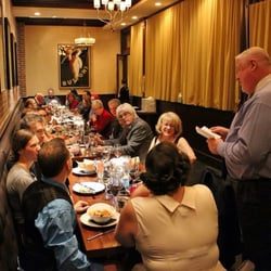 Photo Of Salvatore S Restaurant Medford Ma United States Dinner In The Private