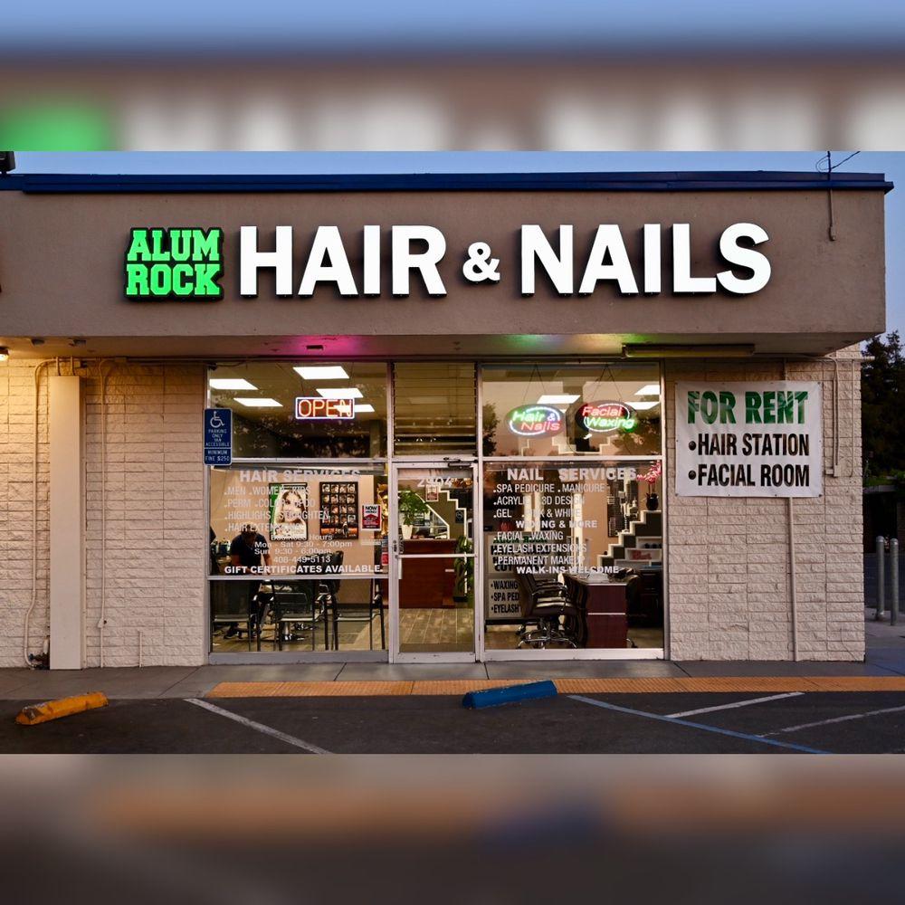Alum Rock Hair & Nails: 2904 Alum Rock Ave, San Jose, CA