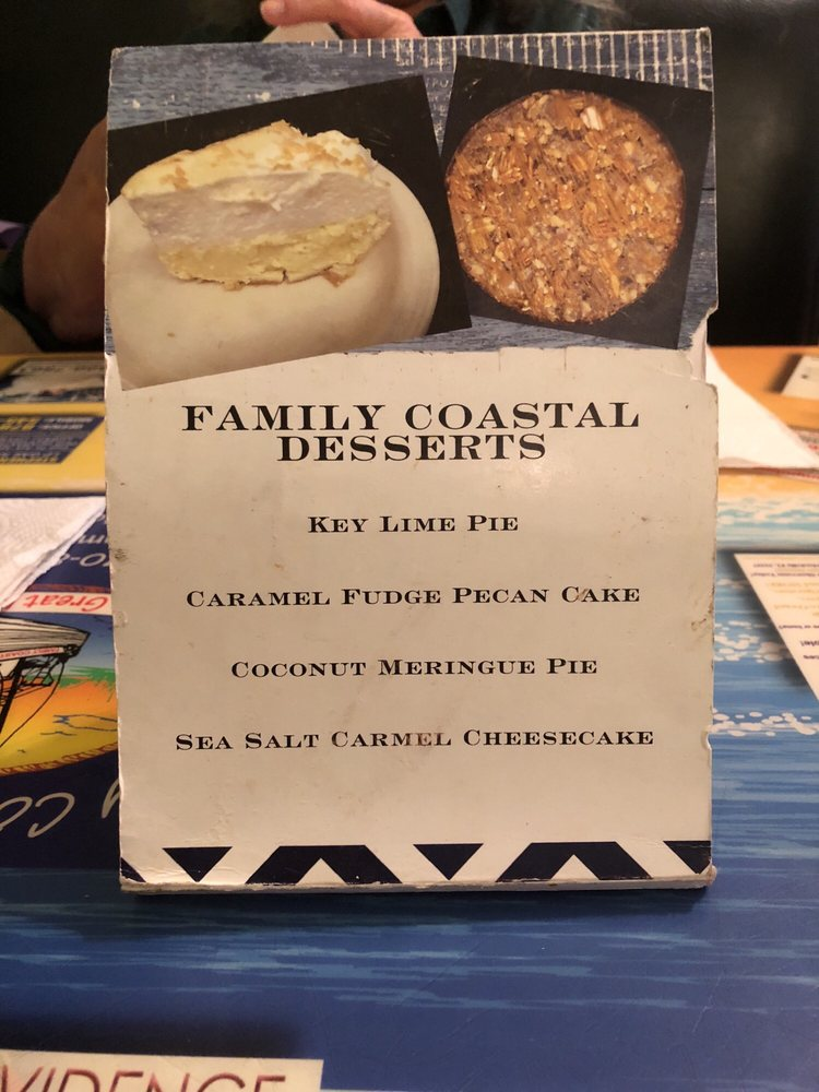 Family Coastal Restaurant