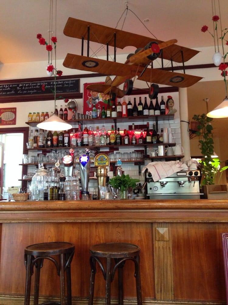 Le chaland 15 photos 15 reviews bars 163 quai de valmy 10 me paris france - Restaurant quai de valmy ...