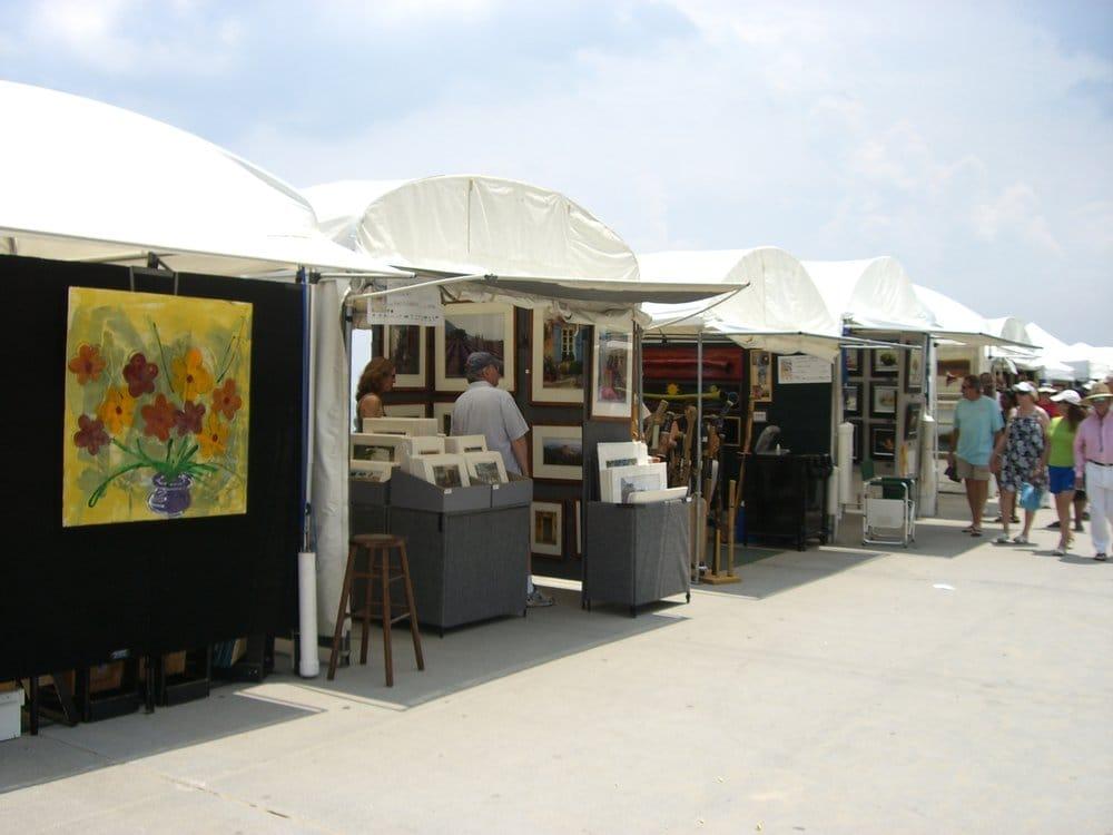 Boardwalk Art Show & Festival