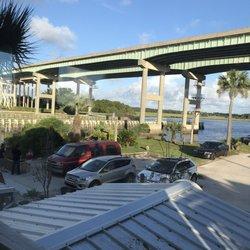 Photo Of Down Under Restaurant Fernandina Beach Fl United States View From