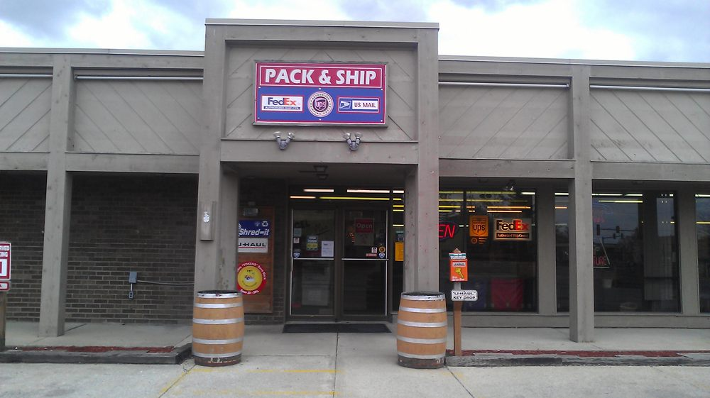 CU Pack N Ship: 2206 W Springfield Ave, Champaign, IL