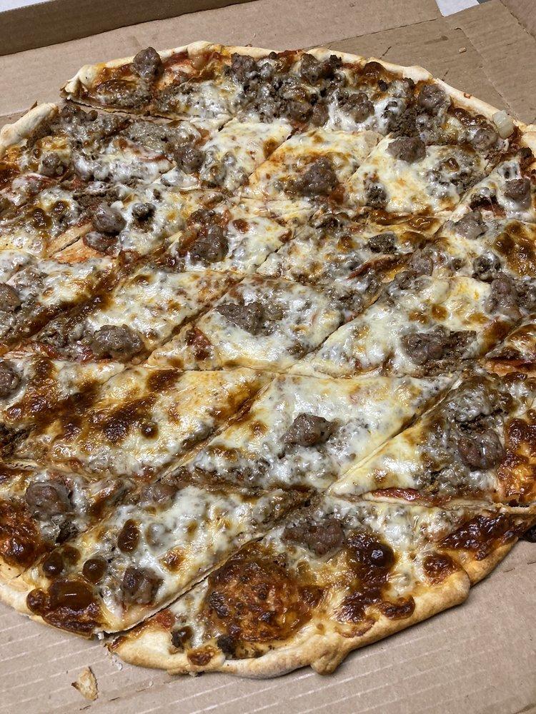 Nick's Pizza Palace: 326 N Cedar Ave, Owatonna, MN
