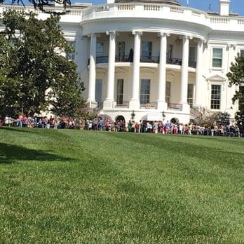The White House Garden Tour - 116 Photos & 36 Reviews - Landmarks ...
