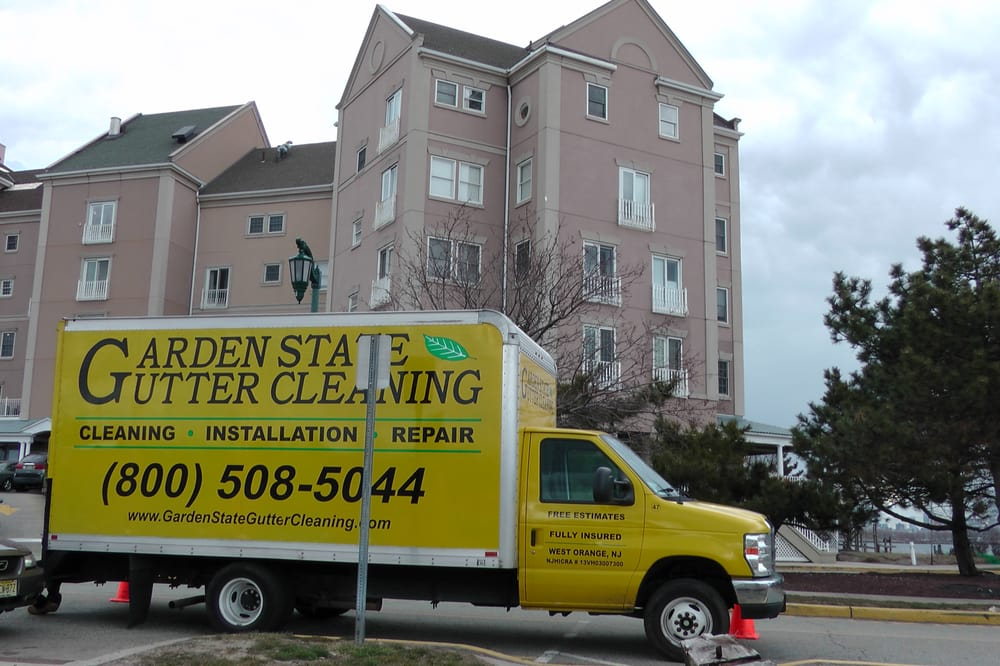 Photos For Garden State Gutter Cleaning Yelp