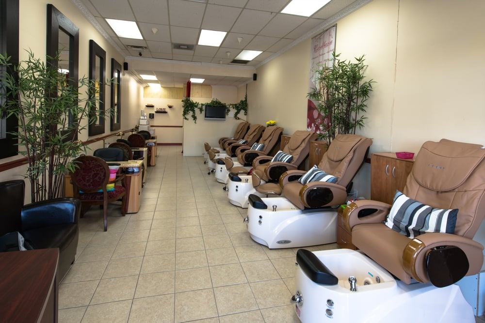 Come visit our totally remodel nail salon yelp for Salon renovation