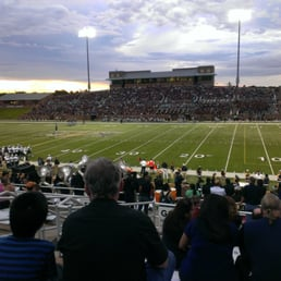Rhodes Stadium Stadiums Amp Arenas 1733 Katy Fort Bend