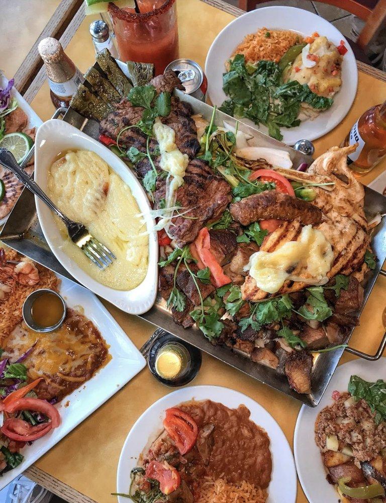 Cabrera's Restaurant: 625 E Live Oak Ave, Arcadia, CA