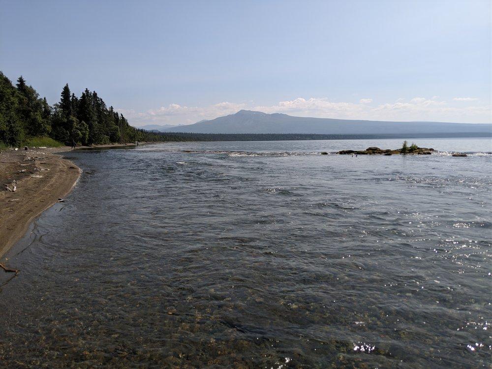 Lake Brooks: King Salmon, AK