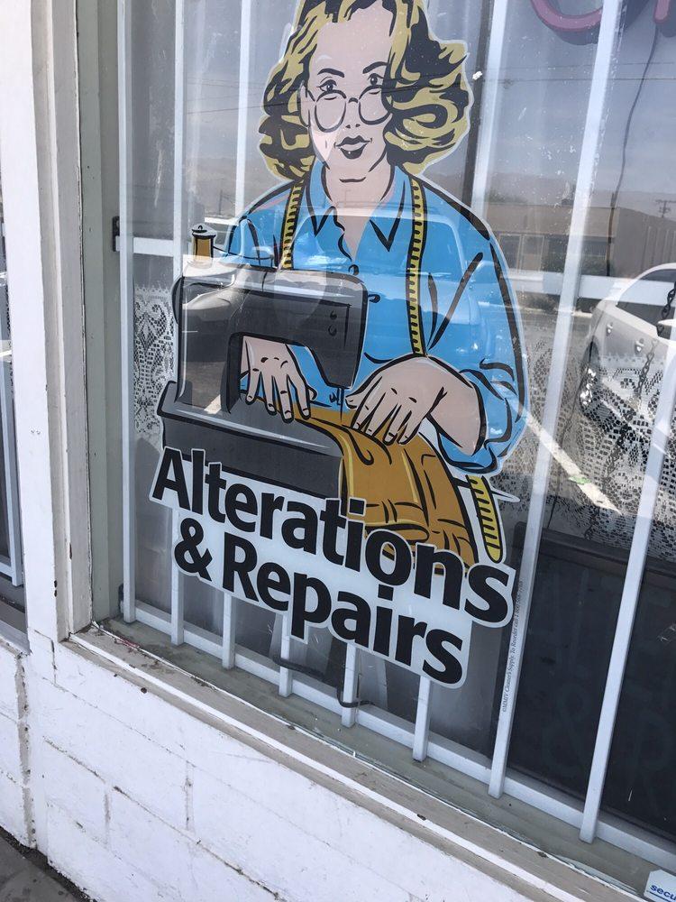 MJ Alterations: 44075 Jackson St, Indio, CA