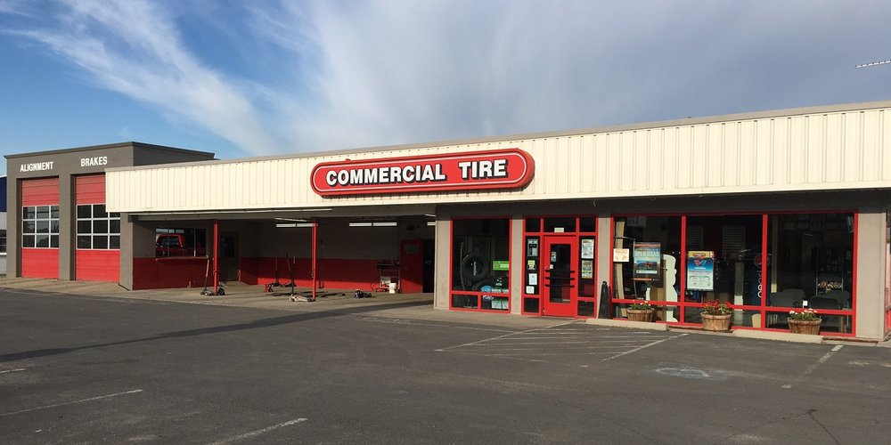 Commercial Tire: 3415 10th St, Baker City, OR