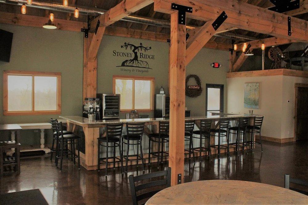 Stoney Ridge Vineyards: 2255 Indian Lakes Rd, Kent City, MI