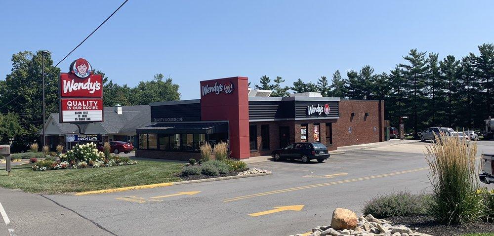 Wendy's: 900 N High St, Hillsboro, OH
