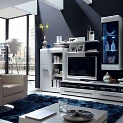 Photo Of Black Red White Furniture Madison Wi United States Entertainment Set