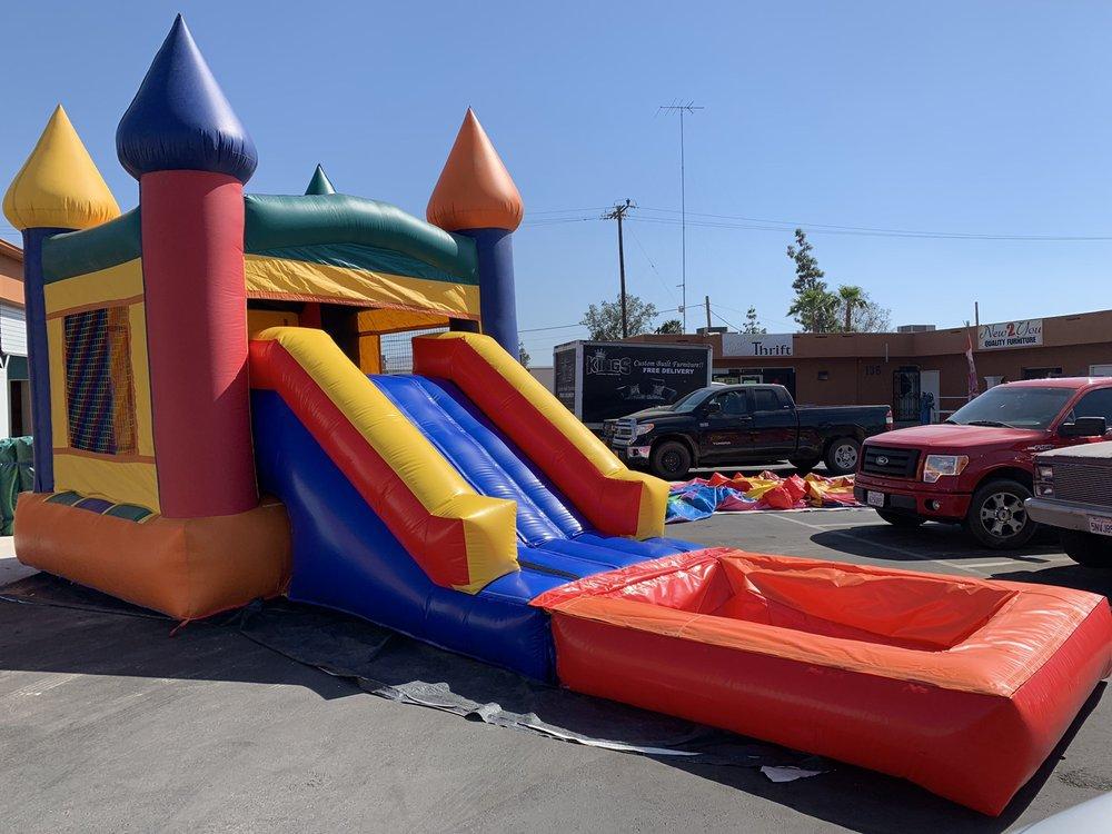 El Pulgarcito Party Supply: 11448 Bartlett Ave, Adelanto, CA