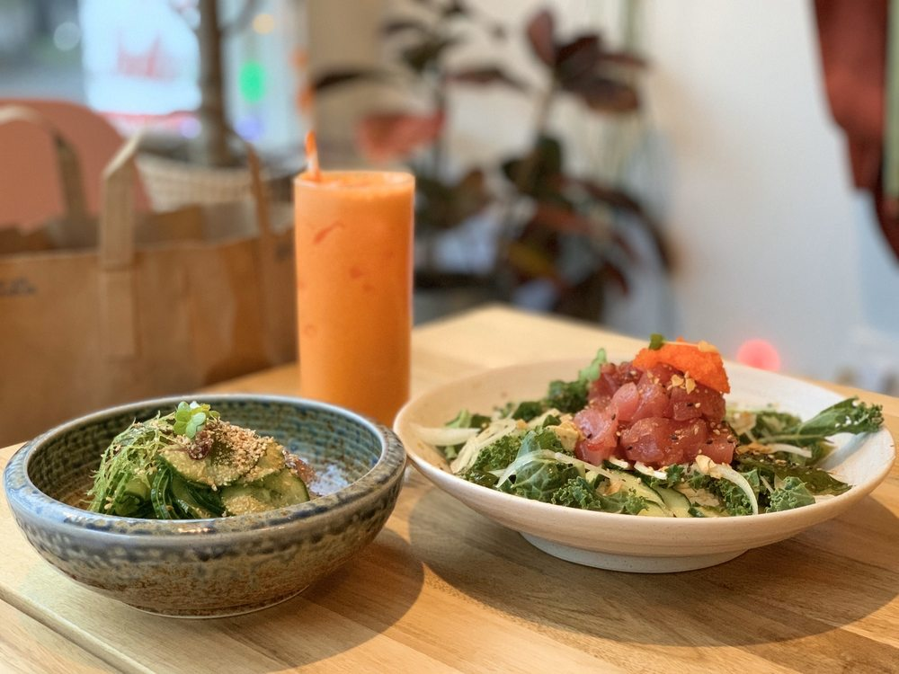 Fish & Rice: 2332 NW Westover Rd, Portland, OR