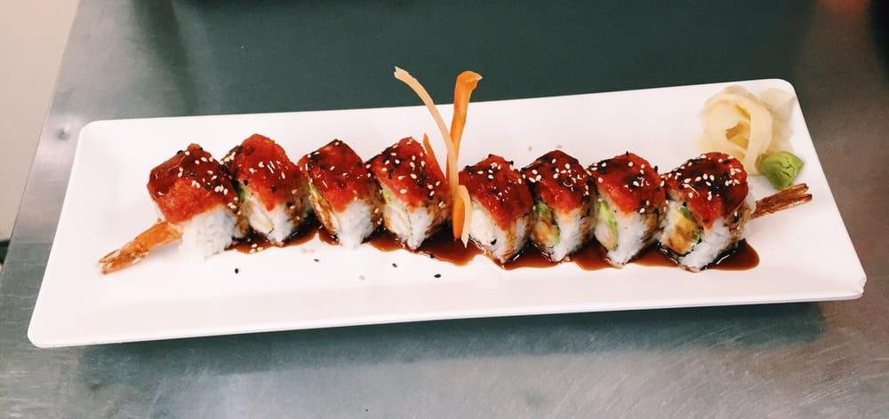 Bluefin Sushi and Teriyaki: 16420 Whittier Blvd, Whittier, CA