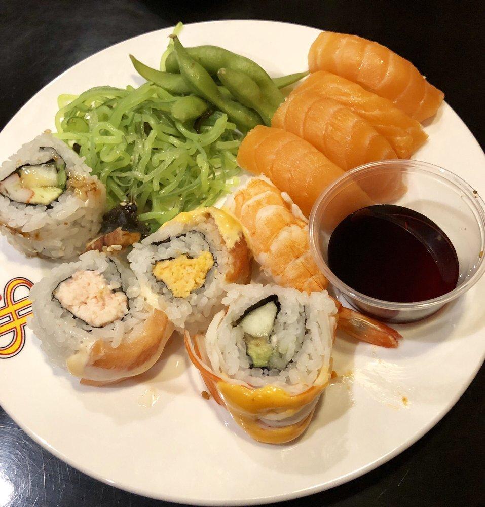 Hibachi Grill And Supreme Buffet: 8225 University Ave NE, Spring Lake Park, MN