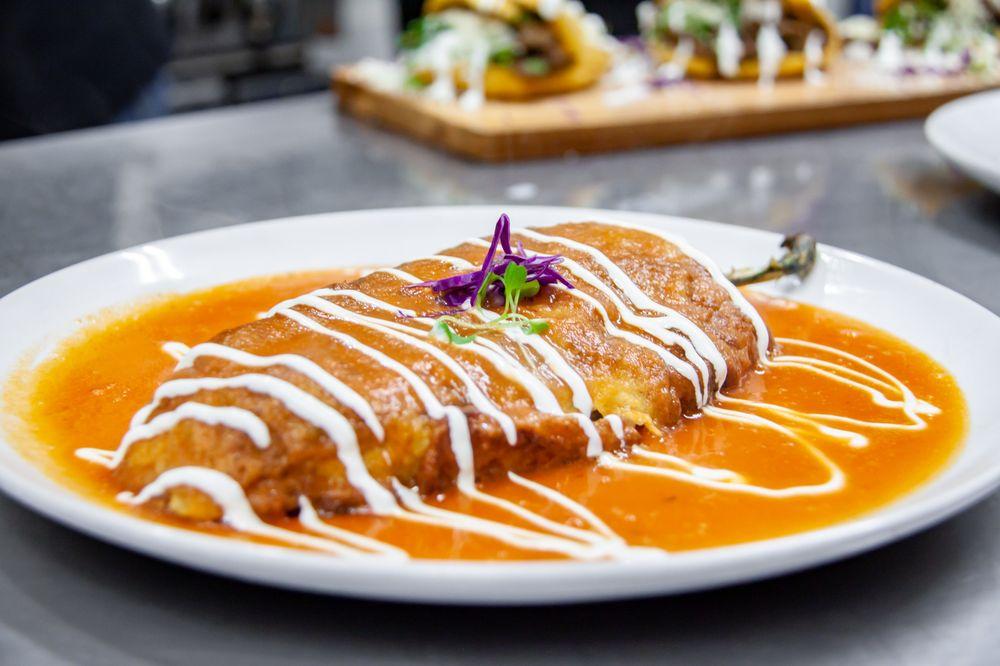Tavo's Signature Cuisine: 5814 W Bluemound Rd, Milwaukee, WI