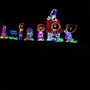 usa photo of oglebay festival of lights wheeling wv united states snoopys christmas - Oglebay Christmas Lights