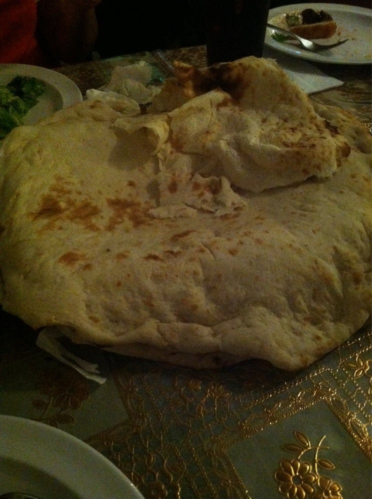 That bread tho yelp for Ali baba mediterranean cuisine