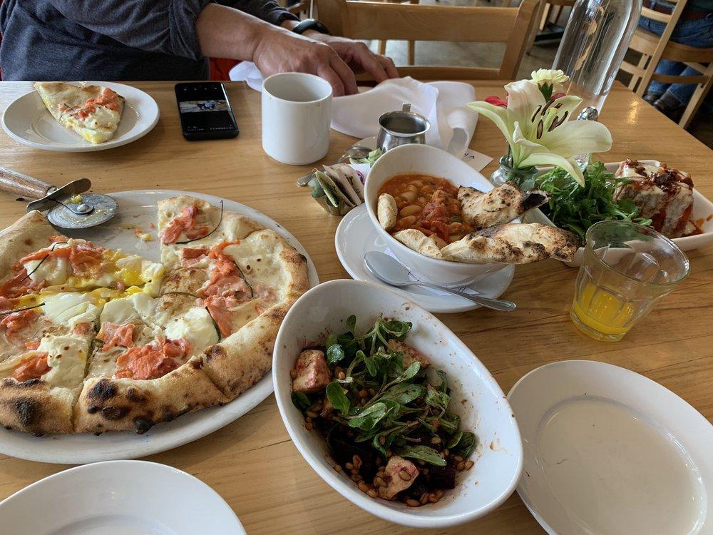 Food from Maialina Pizzeria Napoletana