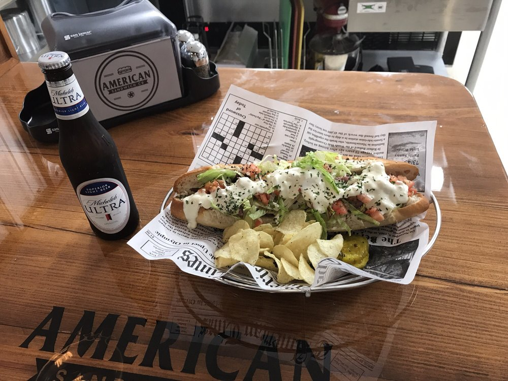 American Sandwich: 78 Main St, Wyalusing, PA