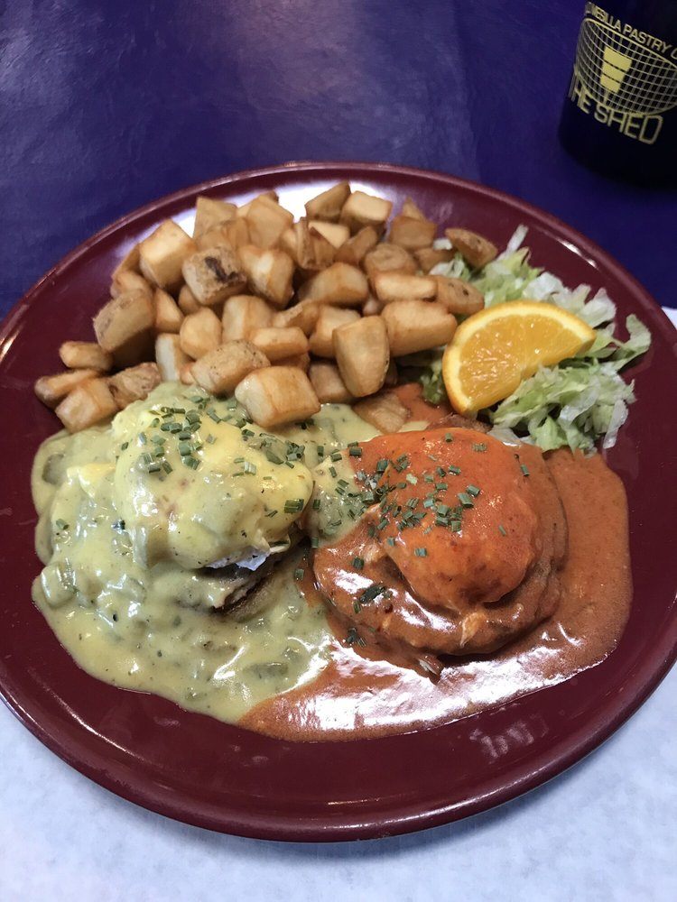 Food from Old Mesilla Pastry Cafe - The Shed