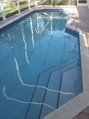 BLUE CURRENT POOLS - Swimming Pools - 2232 SW Picture Ter, Port St ...