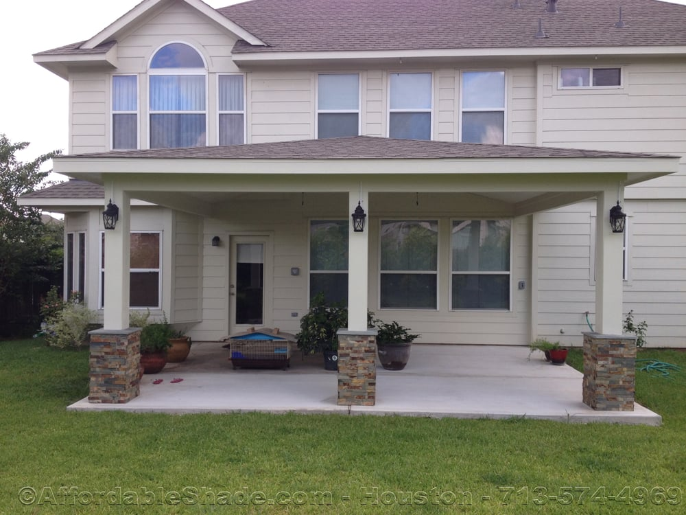 Affordable shade patio covers 13 photos contractors for Porches login