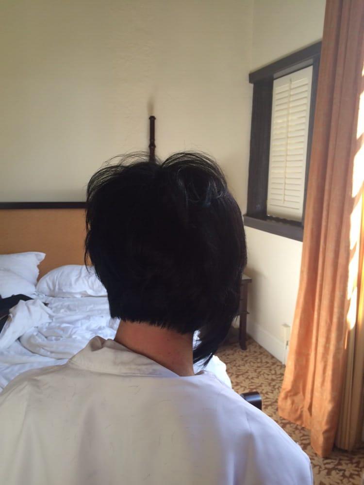 Short Honeymoon Haircut After The Wedding Yelp