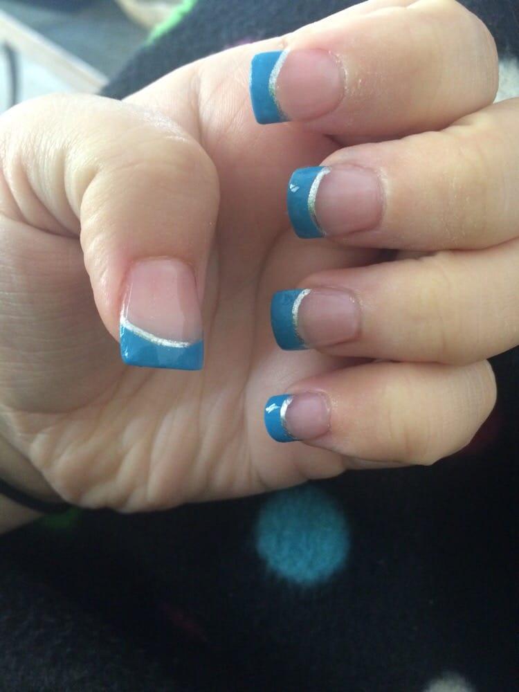 New look hair nail spa nail salons 13749 n for A new look nail salon