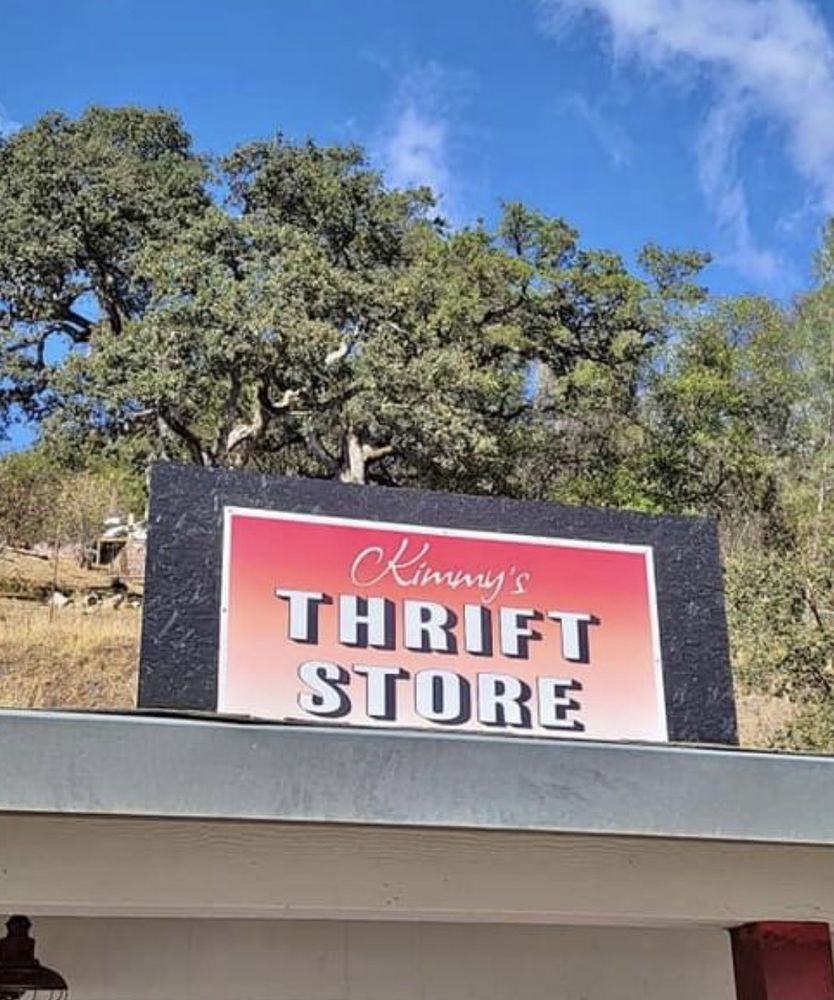 Kimmy's Thrift Store: 12638 Foothill Blvd, Clearlake Oaks, CA