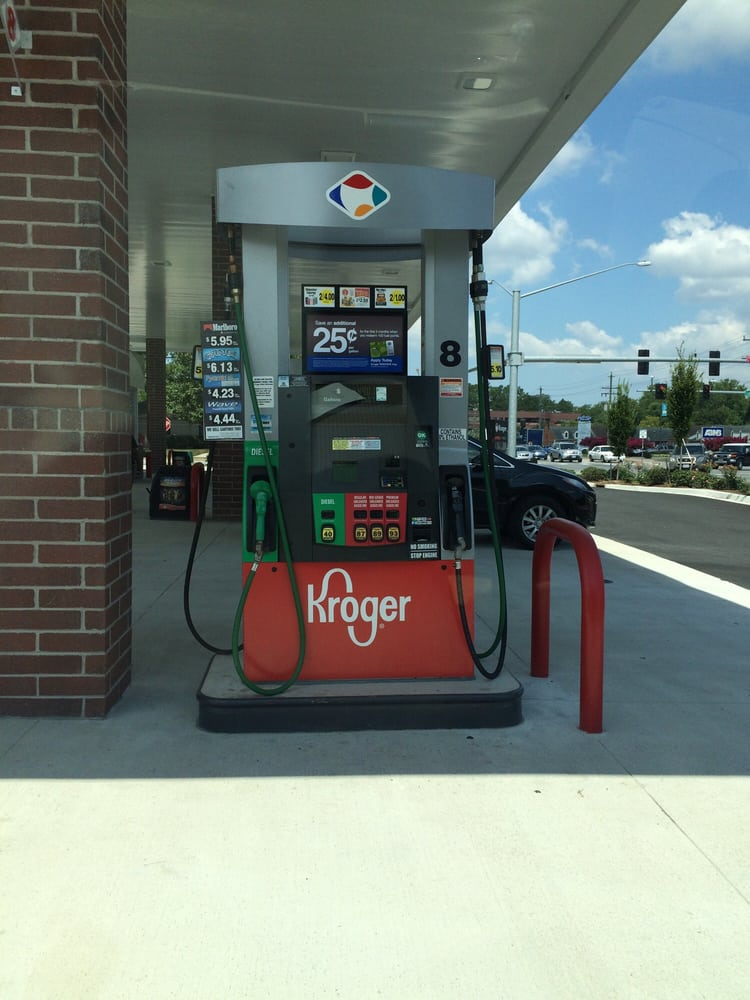 Gas Stations Near Me >> Kroger Gas Station - Gas Stations - 5237 Providence Rd, Virginia Beach, VA, United States - Yelp